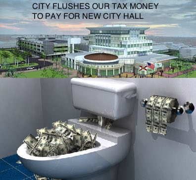 WHERE YOUR TAX MONEY IS GOING